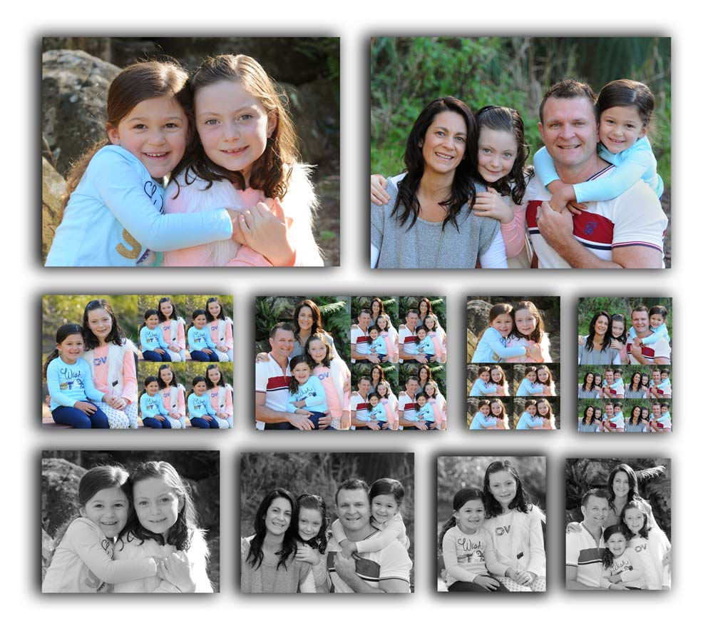 Family Portrait Photography, Family Portrait